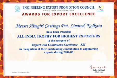 Export Excellence